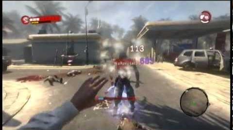 Dead Island - left hand of glova kill montage