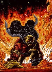 Etrigan the demon by dichiara-d32oebk