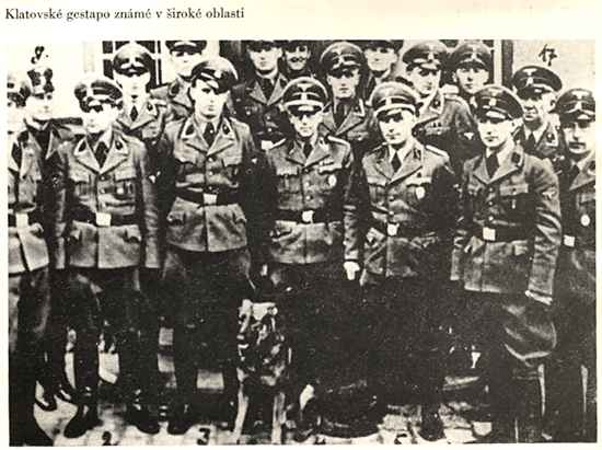 nazi germany and gestapo The nazi police state was to ensure that everybody did as they were told – or paid the price the nazi police were controlled by heinrich himmler and his feared secret police – the gestapo – did as it pleased in nazi germany.