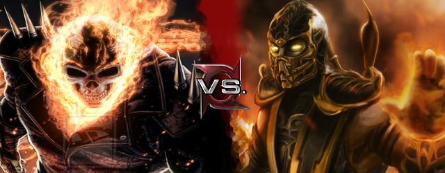 User blog:Godkombat21/MK vs Marvel Reboot Scorpion vs ...