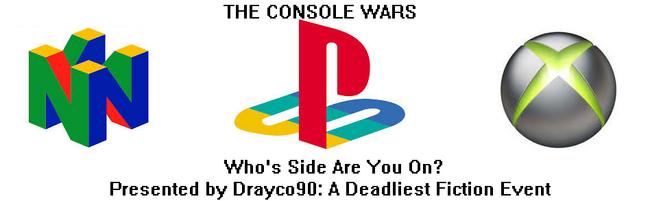 Console Wars Logo