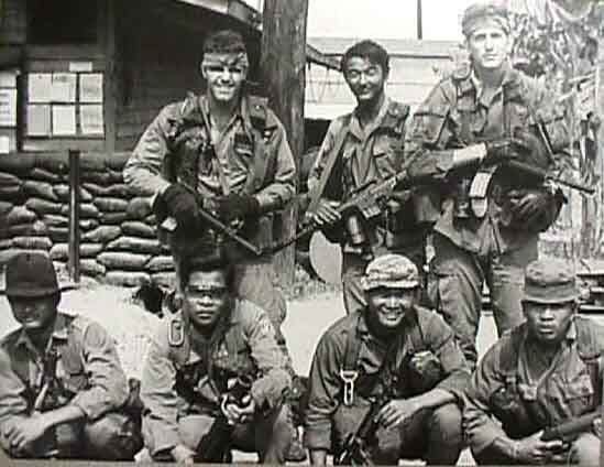 the united states fight with guerrilla warfare during the vietnam war in we were soldiers a movie by I enjoy movies, television, poker, video games, and trivia  although the  vietnamese were not fighting what americans would  umbrella they do not  deserve and is why when we say the us lost, it requires explanation  of  guerrilla warfare (and that doesn't mean the soldiers couldn't adapt, they could.