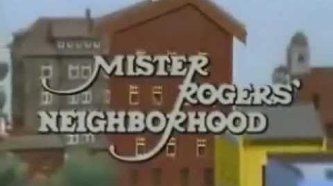 Mr Rogers Neighborhood Intro