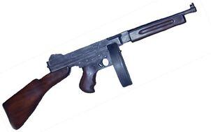 Thompson-machine-gun