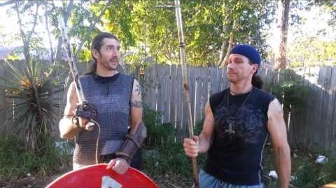 Deadliest Warrior Viking vs. Samurai - Thrand's Aftermath - Remastered