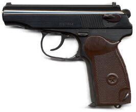 Pistol Makarov Norinco 01 left