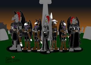 Black Soul Hunters (Redux)