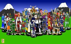 Samurai Shadows of Sengoku 2 - Onimusha Clan (Redux)