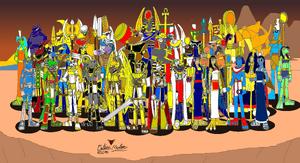 Pharaohs Guardians (Redux)