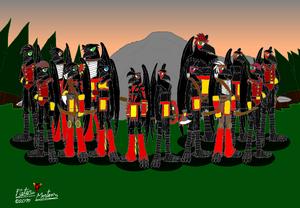 Spirit Ravens