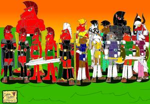 Royal Guardsmen of Troy