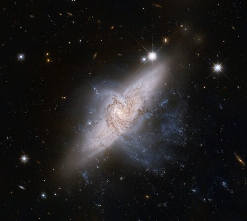 Lossy-page1-1146px-Hubble view of NGC 3314 - Heic1208a.tif
