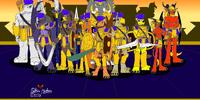 Immortal World Warriors