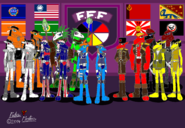 Furious Fril Fighters (New)