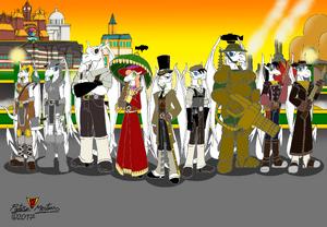 Steampunk Knights