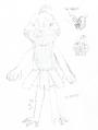 DM - gay alien frog baby sketch - 12-30-2015.png