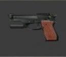 9mm Handgun Sheriff Custom