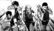 Domon's team without Senji