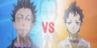 Ganta Igarashi vs Senji Kiyomasa