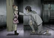 Nagi talks to Hibana