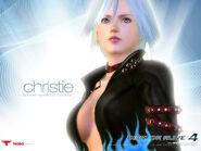 DOA4 Christie