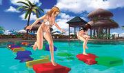 Pool Hopping
