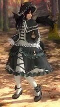 DOA5LR costume Senran Kagura Marie Rose