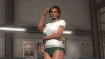 DOA5U Lisa Gym