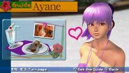 DOAP Guide Ayane