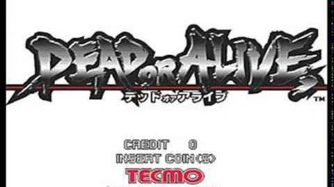 Dead Or Alive 1 (Arcade OST) - Show Down (Character Select)