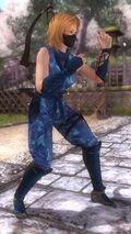 DOA5LR costume Ninja Clain VOL1 Tina