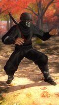 DOA5LR costume Ninja Clain Vol 2 Bayman