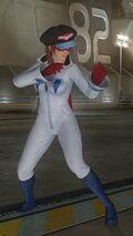 DOA5LR Tatsunoko Mashup Phase-4 Costume