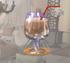 Iced Cafe Au Lait