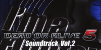 Dead or Alive 5 Soundtrack Vol.2