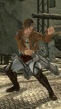 Hayate Attack on Titan Mashup