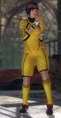 DOA5U Mila Sports Screen