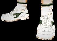 Dead rising White Tennis Shoes 3