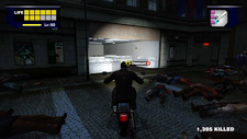 Dead rising river jewels motorcycle