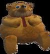 Dead rising Stuffed Bear