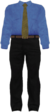 Dead rising Strike Outfit