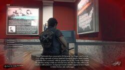 Outbreaks Museum Display