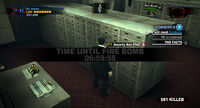 Dead rising Fortune City Bank vault security box 764