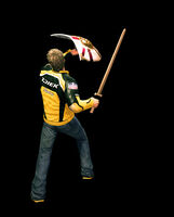 Dead rising training sword combo (3)