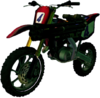 Dead rising Bazooka Bike