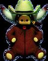 Dead rising Giant Stuffed Bull