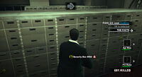 Dead rising Fortune City Bank vault security box 052