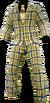 Dead rising Plaid Suit