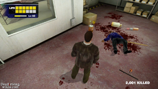 Dead rising infinity mode greg security room pink
