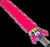 Dead rising Toy Laser Sword